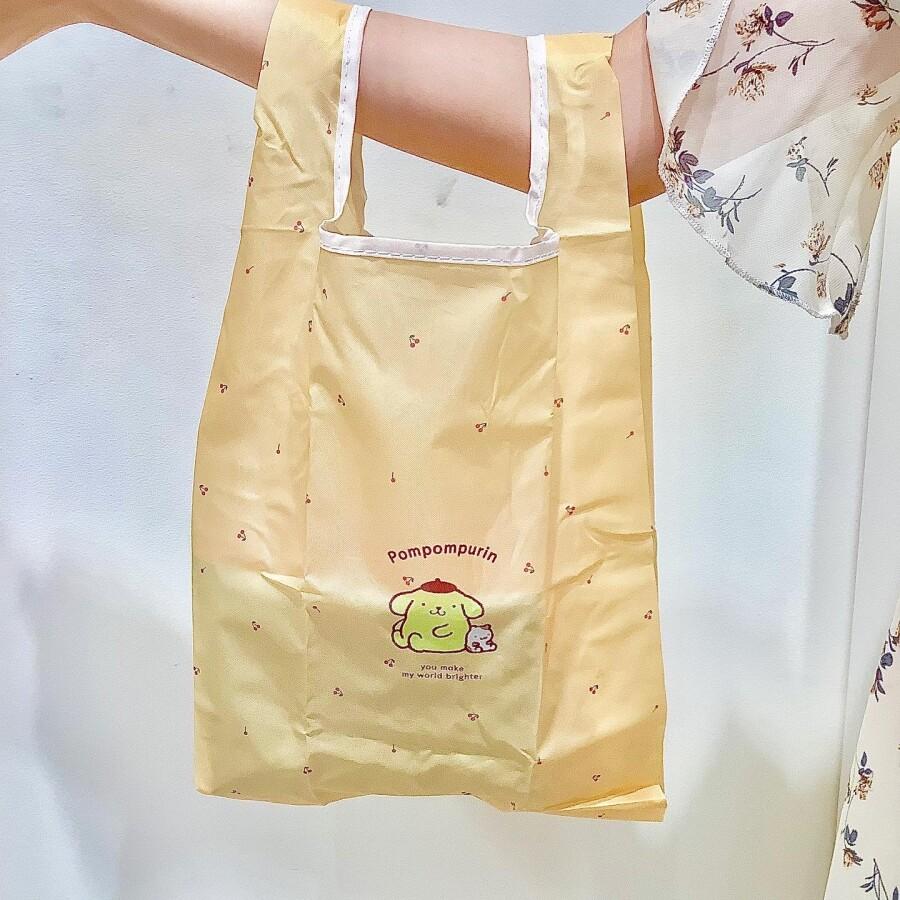 【新商品】エコバッグ入荷しました☆彡 サンリオ、トムとジェリ―etc…
